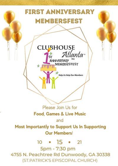 Anniversary Memberfest