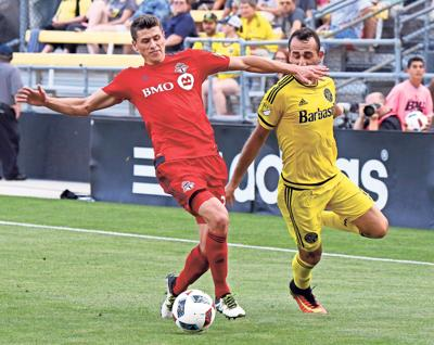 MLS Toronto FC Crew Soccer