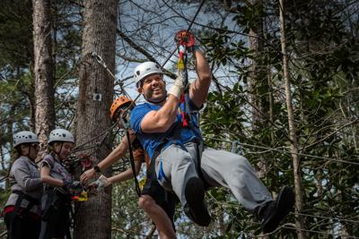 Chattahoochee Nature Center opens new zipline