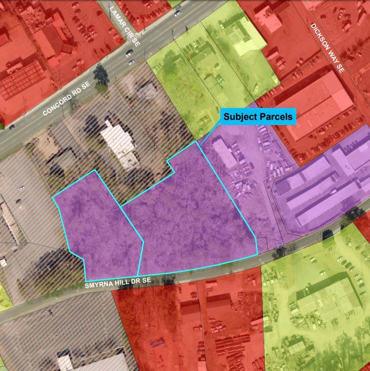 Rezoning Approved For Smyrna Senior Living Complex