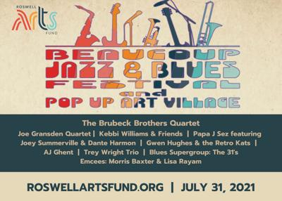 Beaucoup Jazz and Blues Festival and Pop Up Art Village