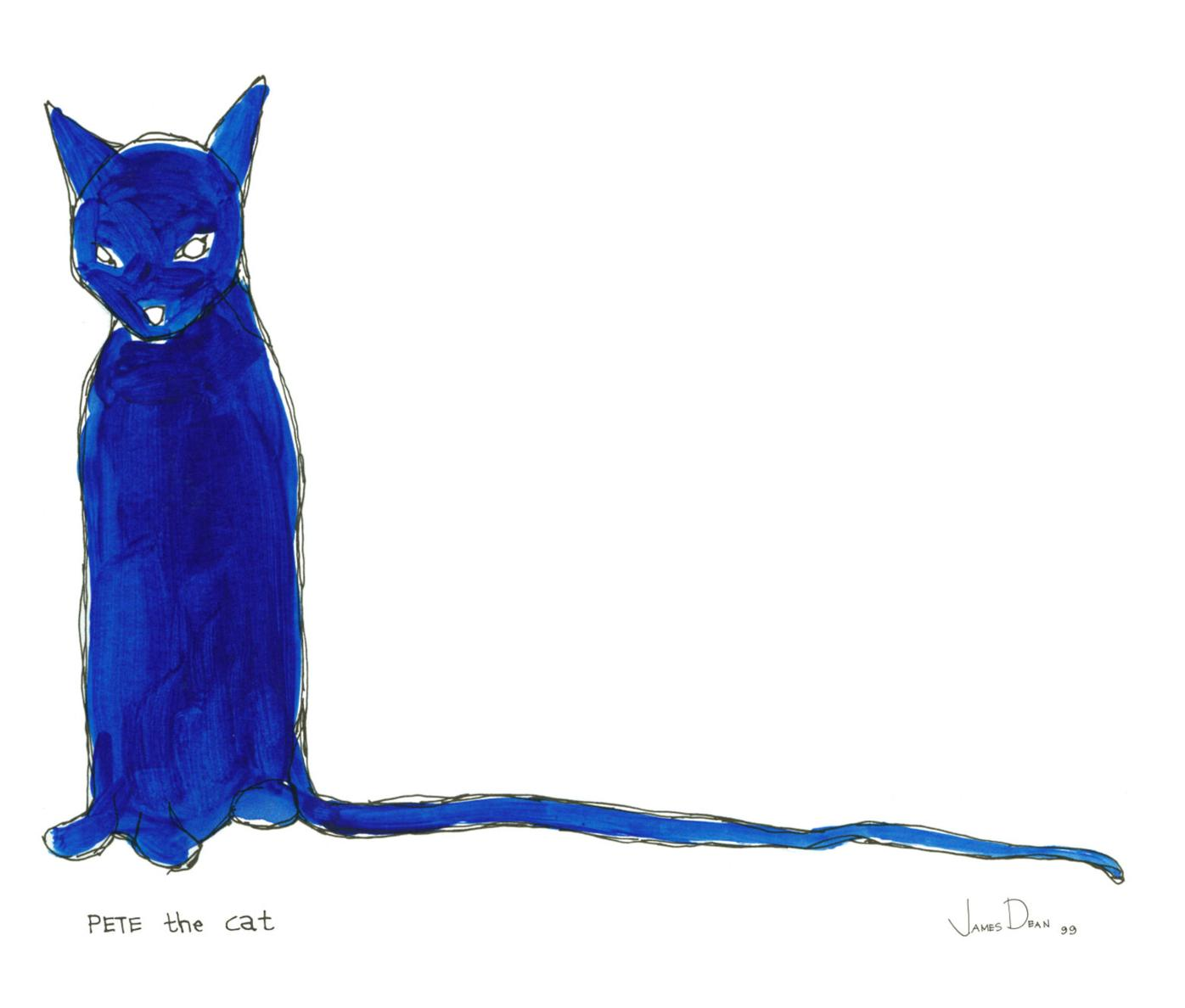 Grab Your White Shoes And Meet The Creator Of Pete The Cat North Fulton Neighbor Mdjonline Com