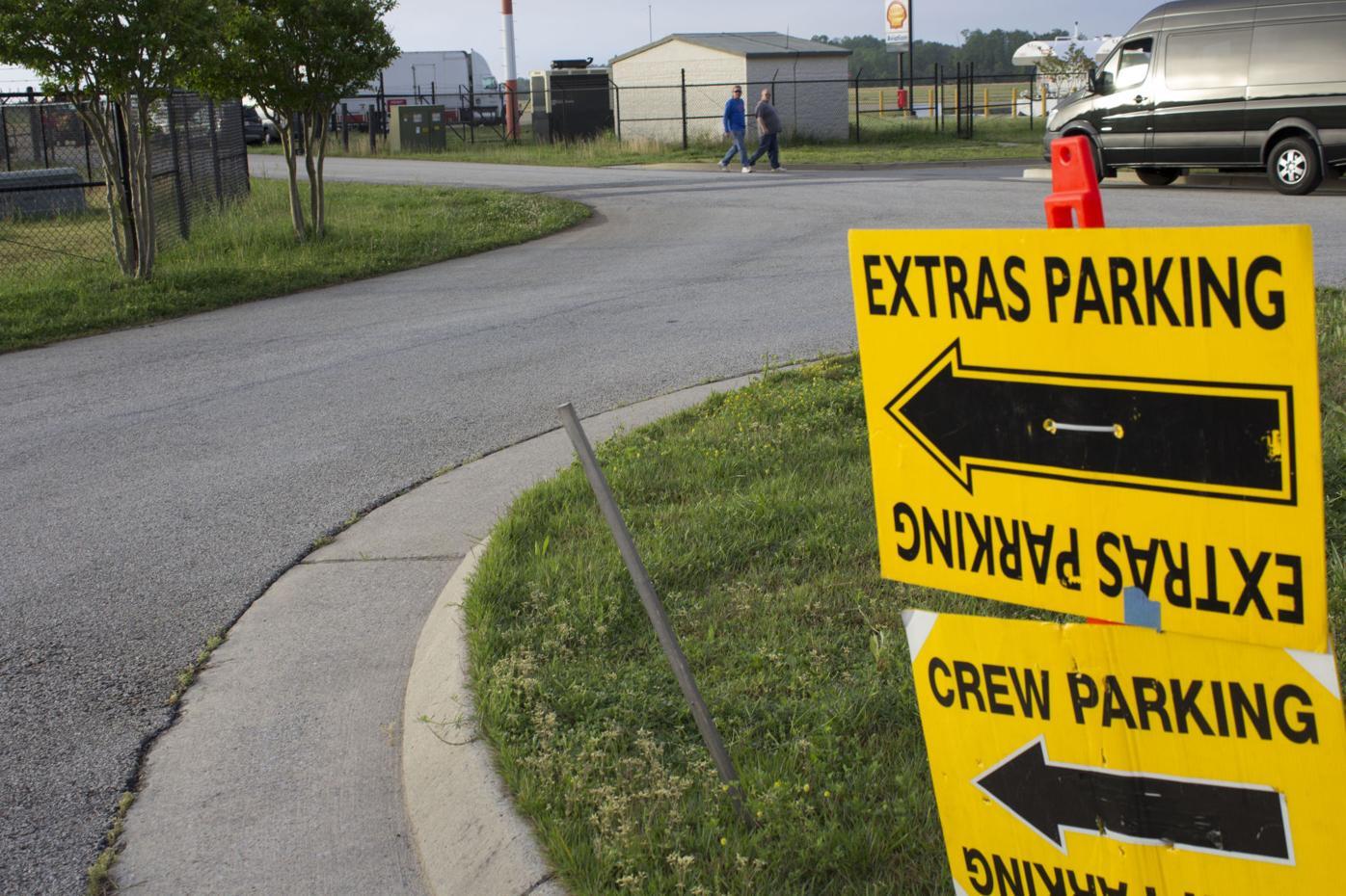 Movie parking