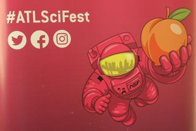 Atlanta Science Festival logo