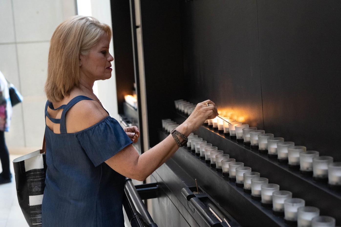 Alli Allen at USHMM
