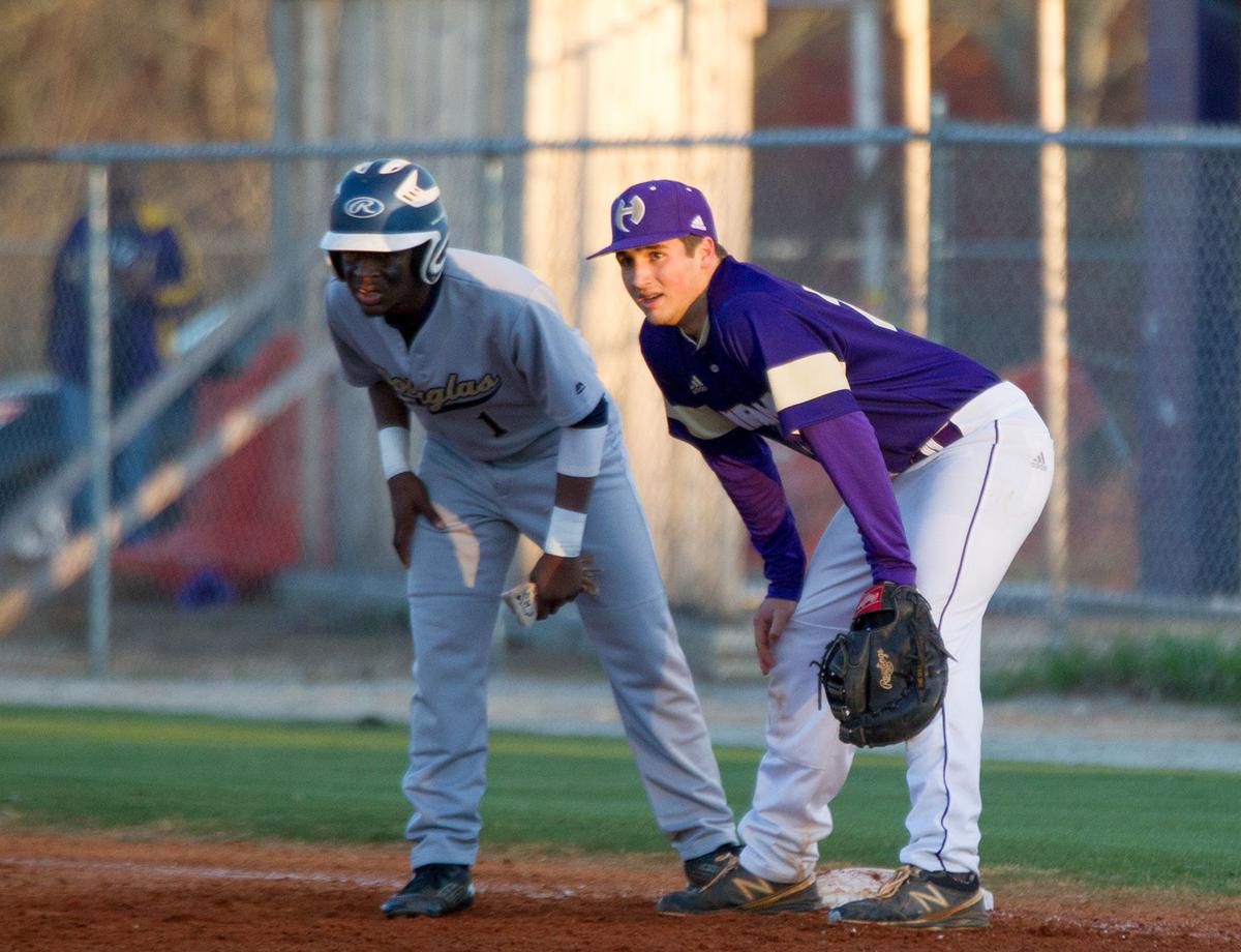 Hiram baseball Ryan Nolan