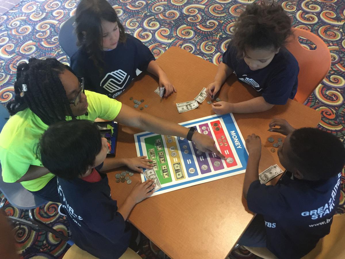United Way grant boosts Boys & Girls Club program