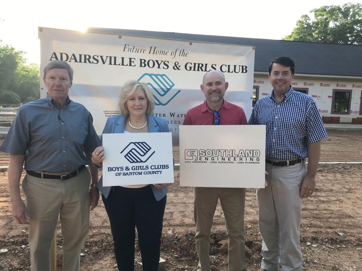 Falcons star helping lead Boys & Girls Club's efforts toward