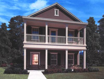 Meritage house rendering