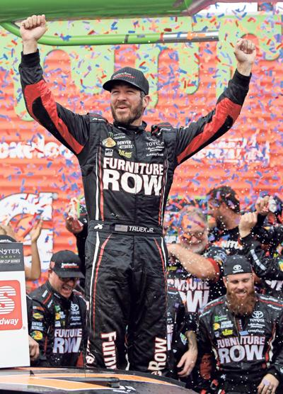 Furniture Row Racing Team Closing Year After Title Sports