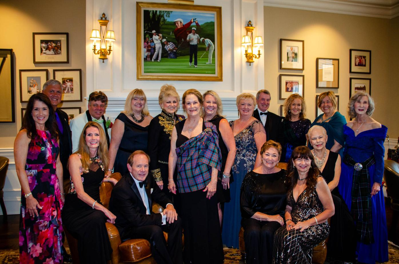 Magnolia Ball Committee Members