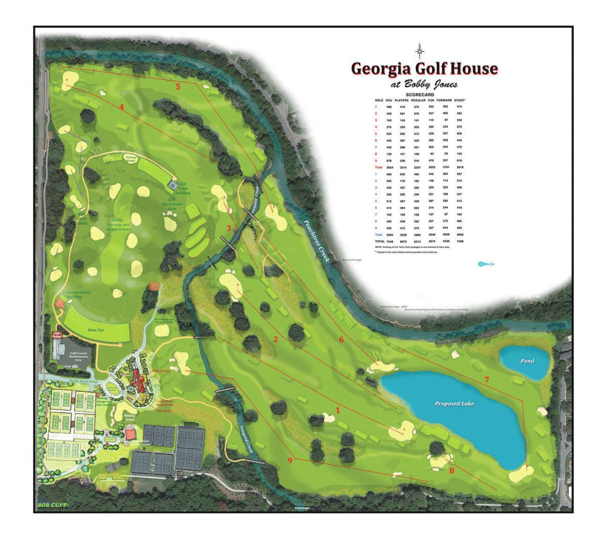 Ed Jones Login >> Redesigned Bobby Jones Golf Course To Open Nov 5 News Mdjonline Com
