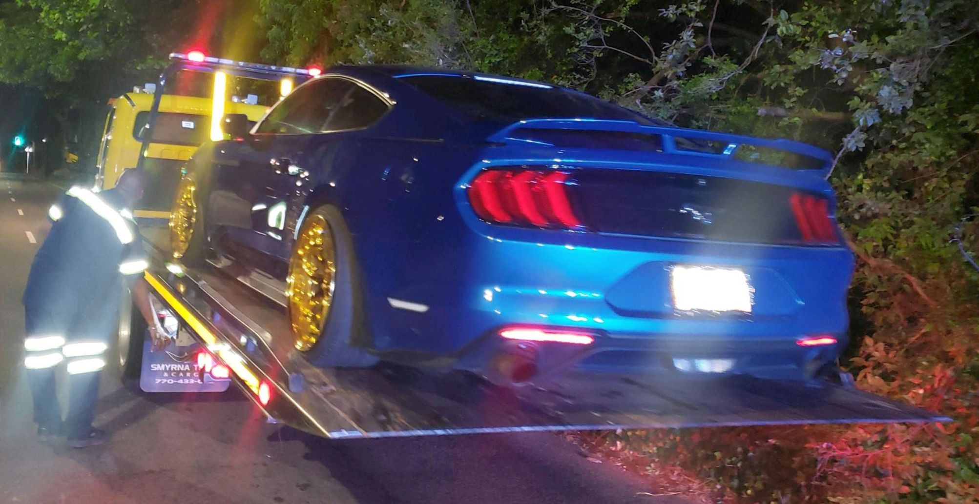 The Atlanta Police Have Arrested 44 Individuals And Impounded 29 Cars In A Street Racing Bust News Mdjonline Com