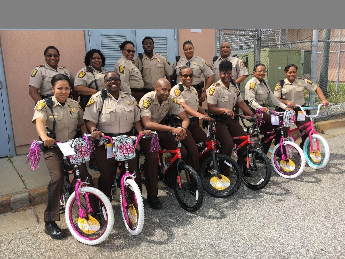 Fulton Co  Sheriff's Office hosts bike safety rodeo Sat
