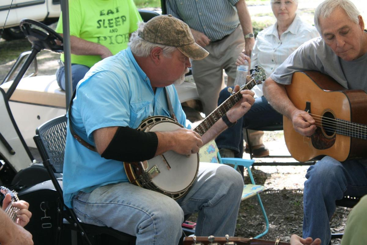 Memorial Day Weekend Bluegrass Festival returns