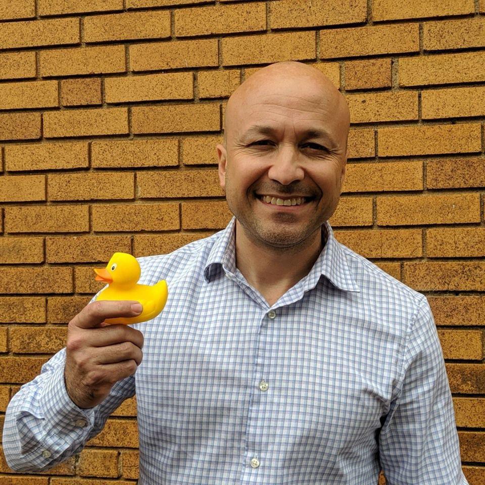 Duck race Rodney Larrotta.jpg