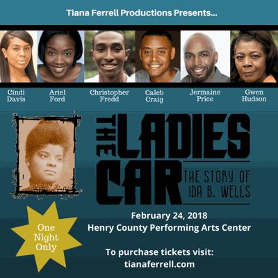 The Ladies Car graphic