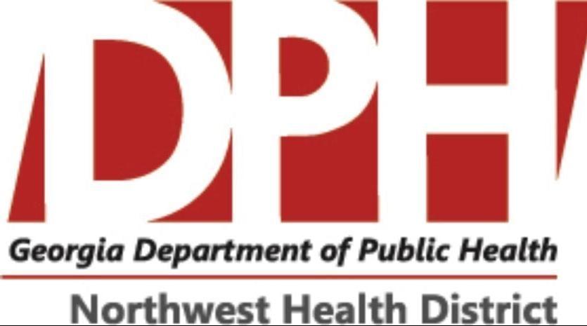Department of Public Health Northwest District Logo Stock