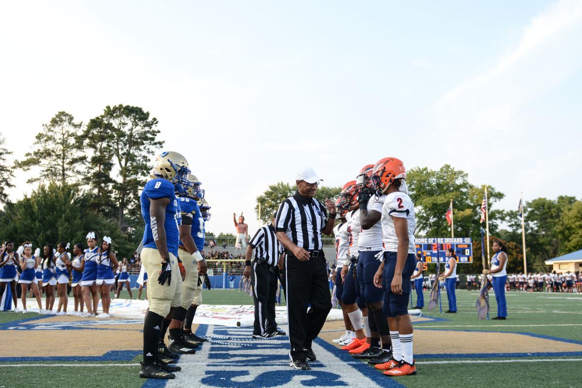 McEachern High School vs. South Cobb High School Football Friday Night Action