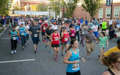 Mayor's Corporate Challenge 5k walk/run