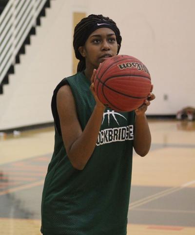 Stockbridge girls basketball Amiyah Mack