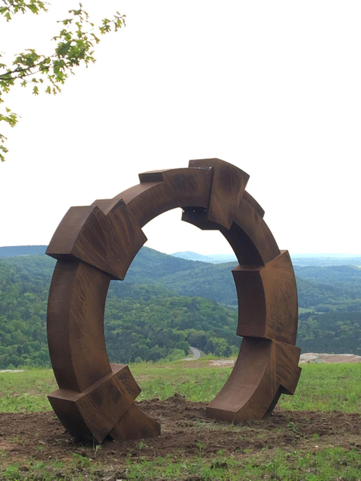 ArtAround Roswell 2019 sculptures public viewing