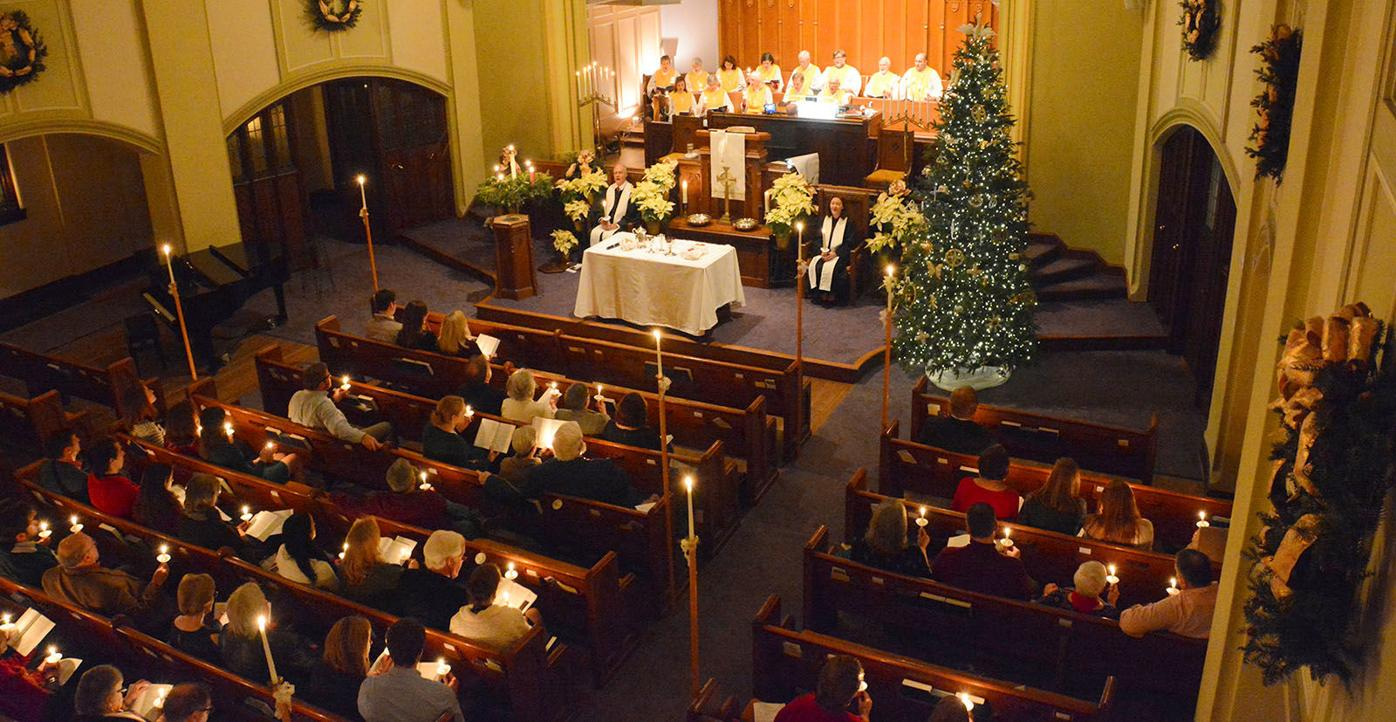 Mt Paran Christmas Service 2020 These Buckhead and Sandy Springs churches have announced their