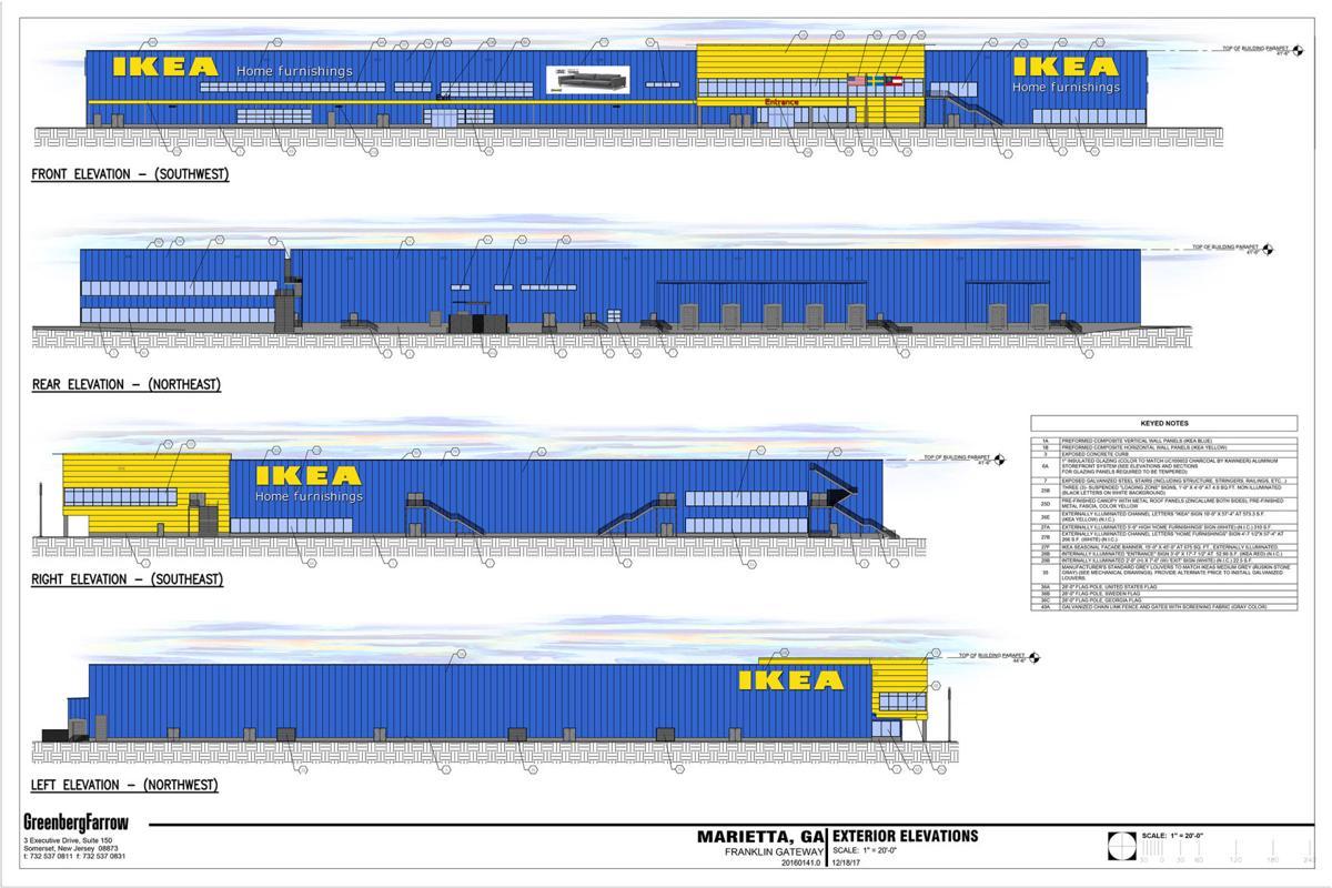 Marietta council grapples with ikea s massive proposed for Ikea customer service atlanta