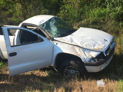 Wreck on US 411 Tuesday