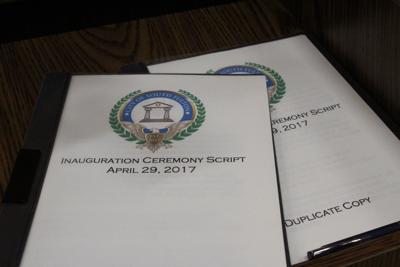 South Fulton inauguration script