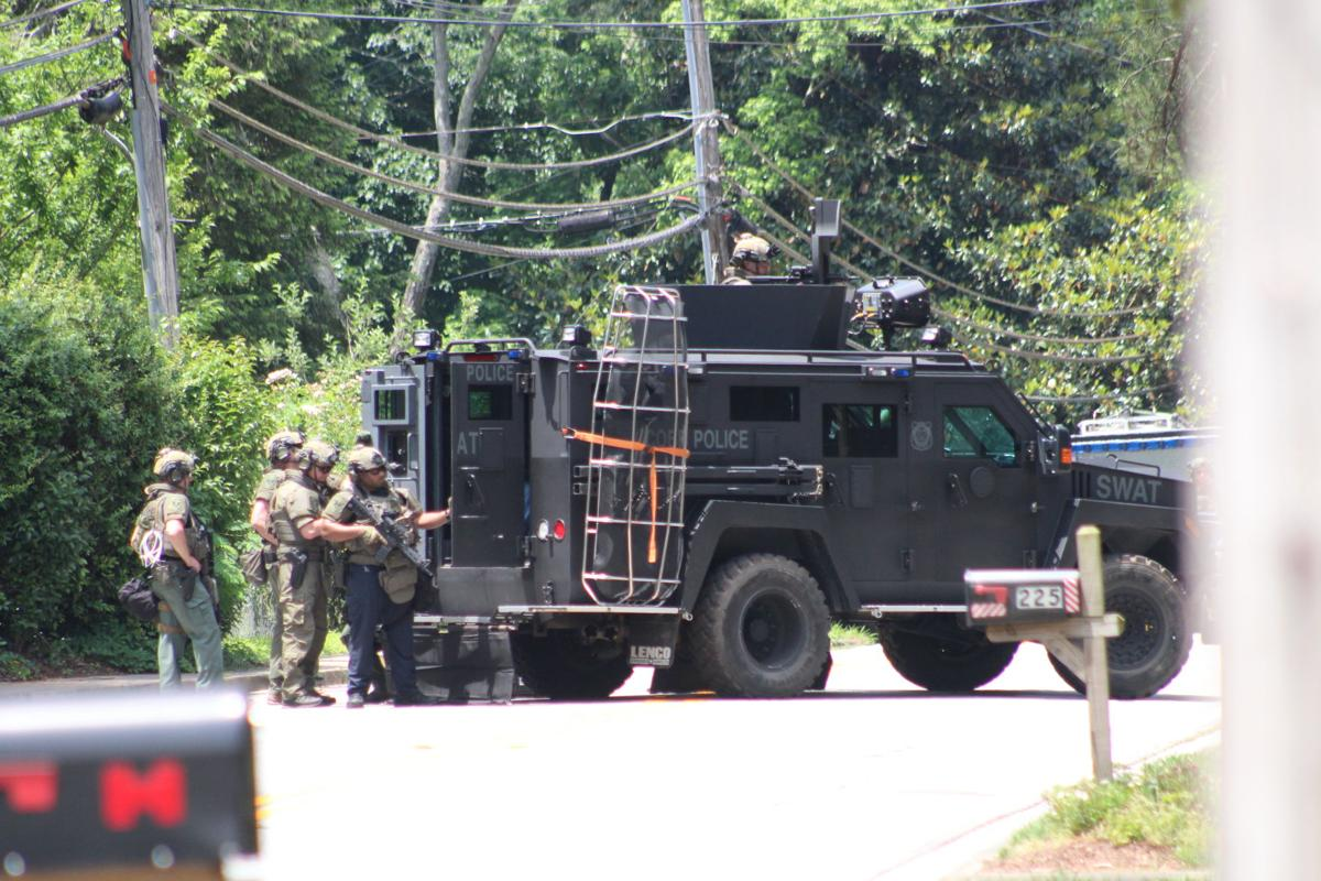 Smyrna SWAT situation resolved peacefully | News | mdjonline com