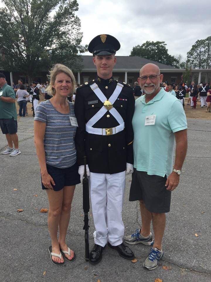 Future Marine killed in single-car wreck