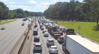 Temporary relief: GDOT is suspending construction-related