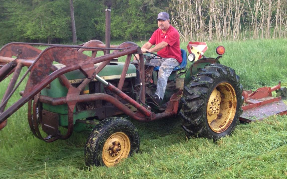 Official: Farming a 'dying industry' in Cobb County   News
