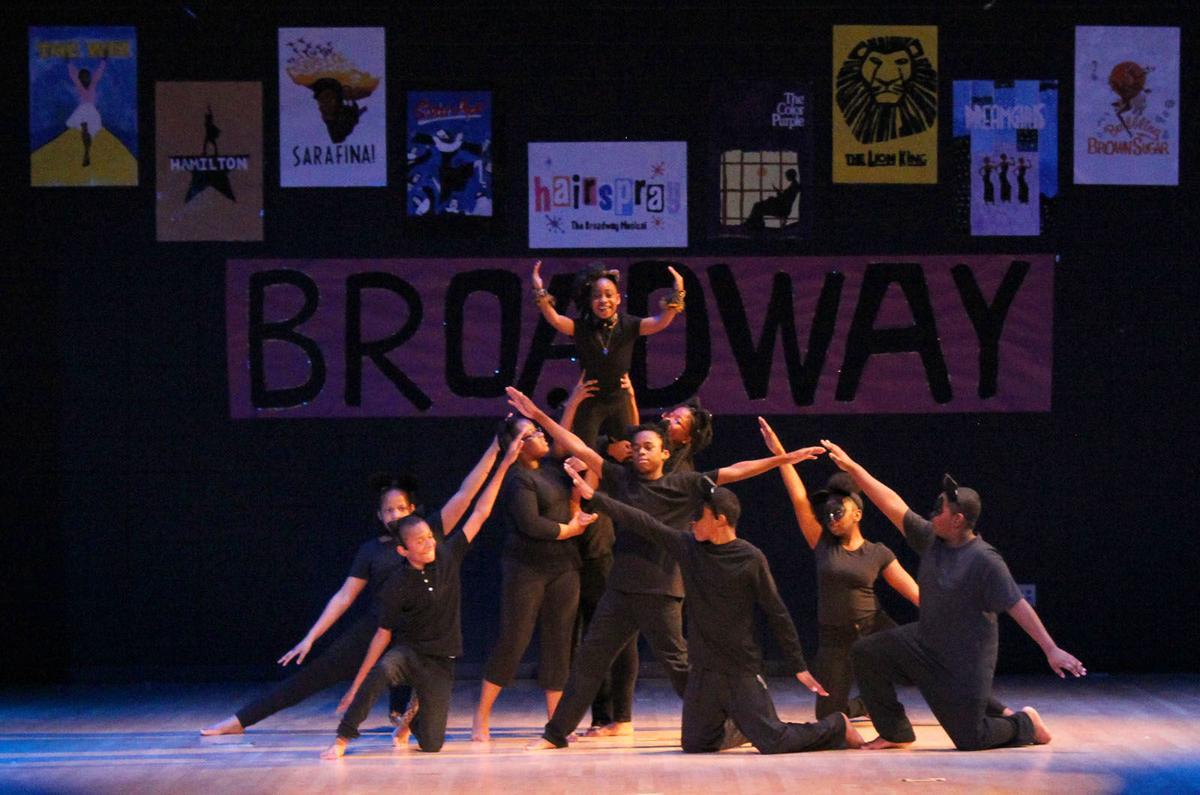 NBAF Broadway 1 group