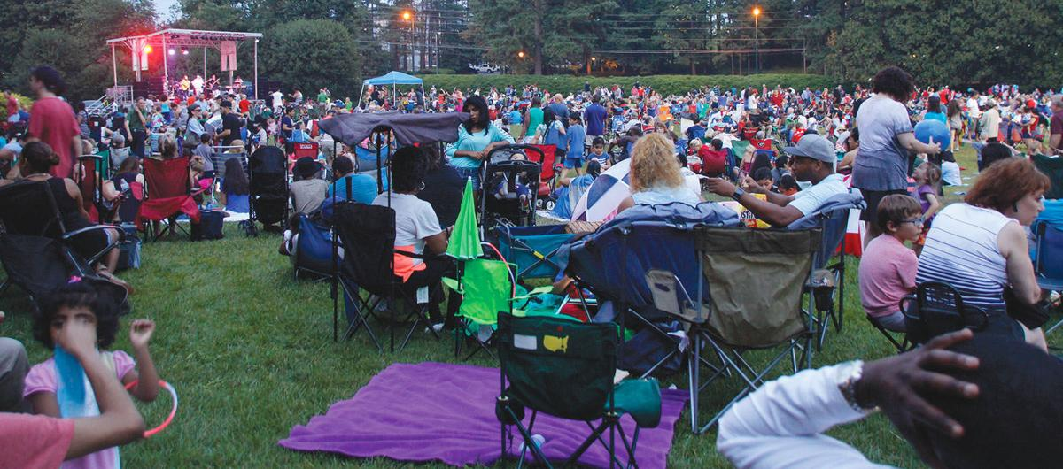 July 4 events 2 Sandy Springs crowd