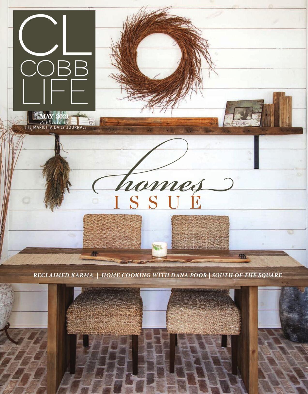 Cobb Life: May 2021