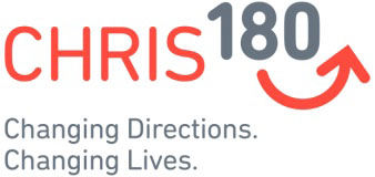 CHRIS 180 logo