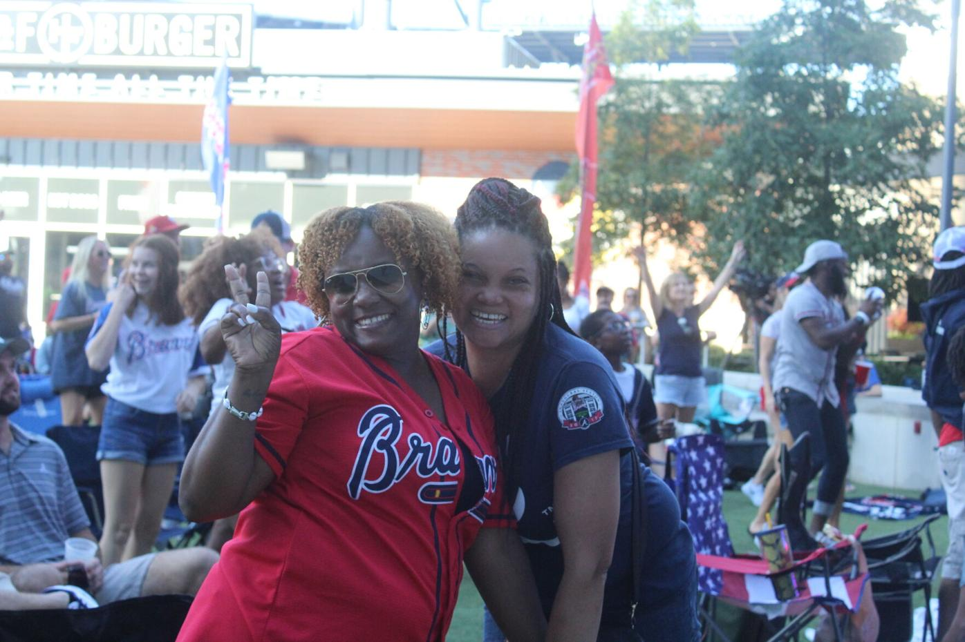 Braves watch party 10/8/21
