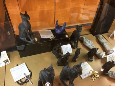 Carlos Museum bookshop display 04