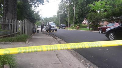 Gunfire on Hardy Avenue