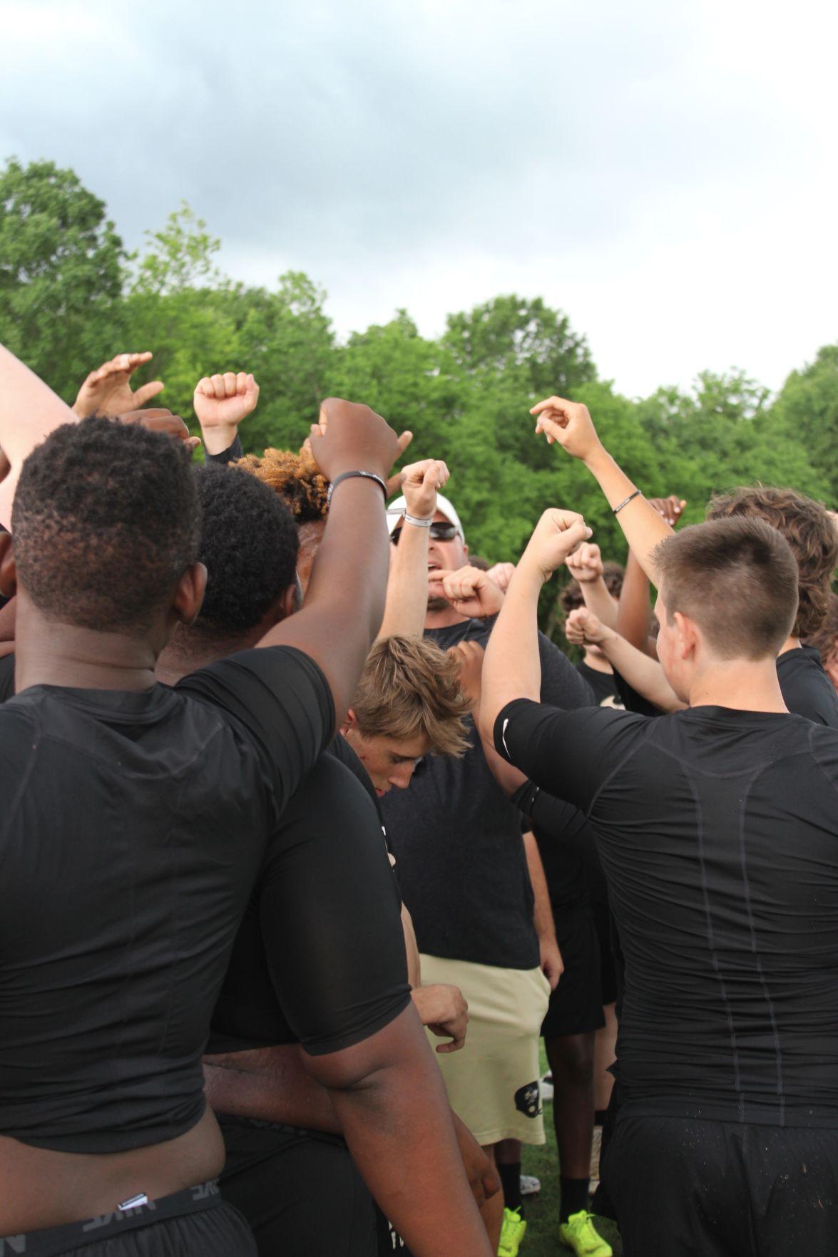 Rockmart football gets going for spring | Georgia News