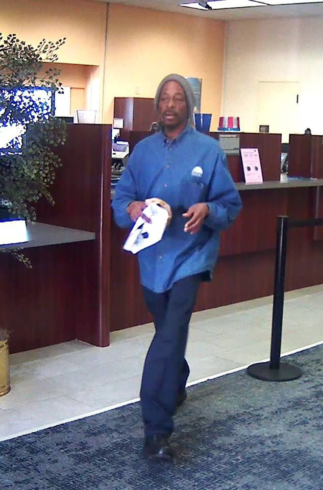Villa Rica bank robbery