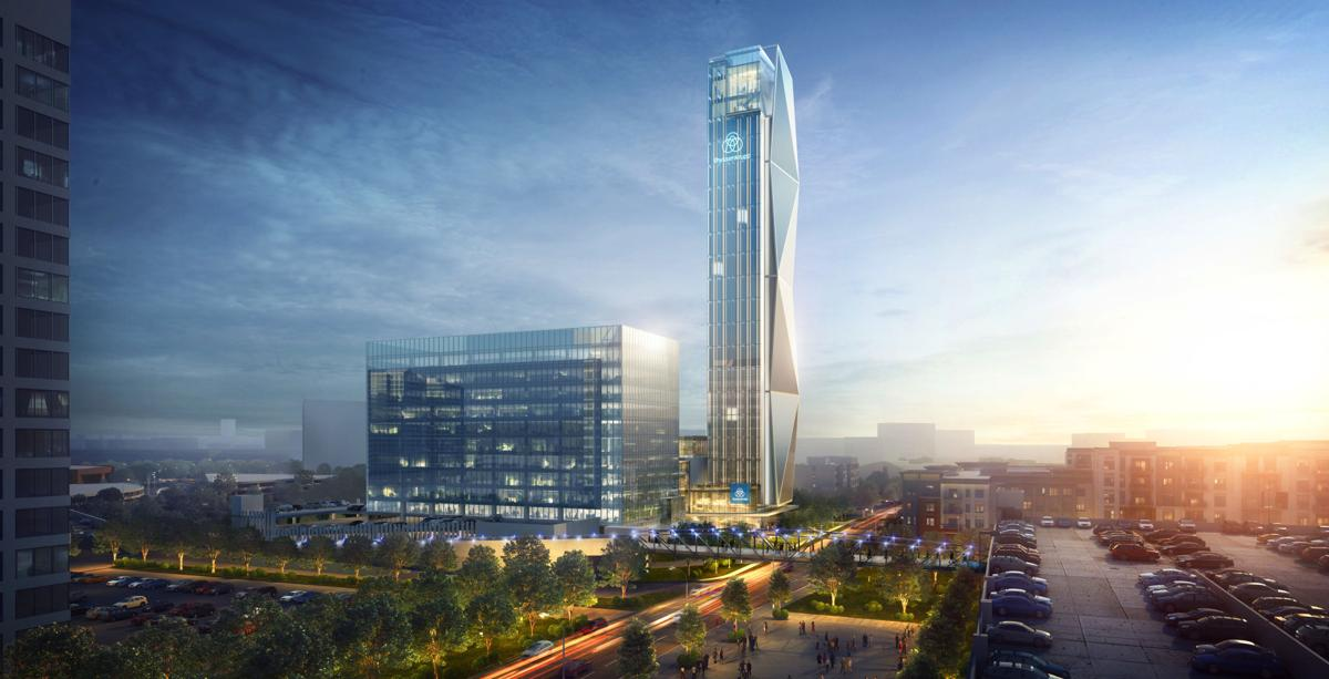 Thyssenkrupp Elevator To Build 420 Foot Tower Inside The