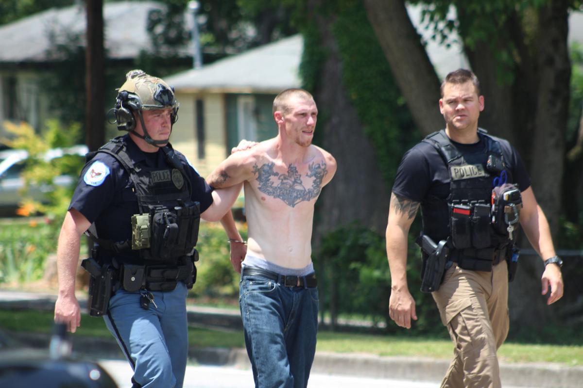Smyrna SWAT situation resolved peacefully | News | mdjonline com