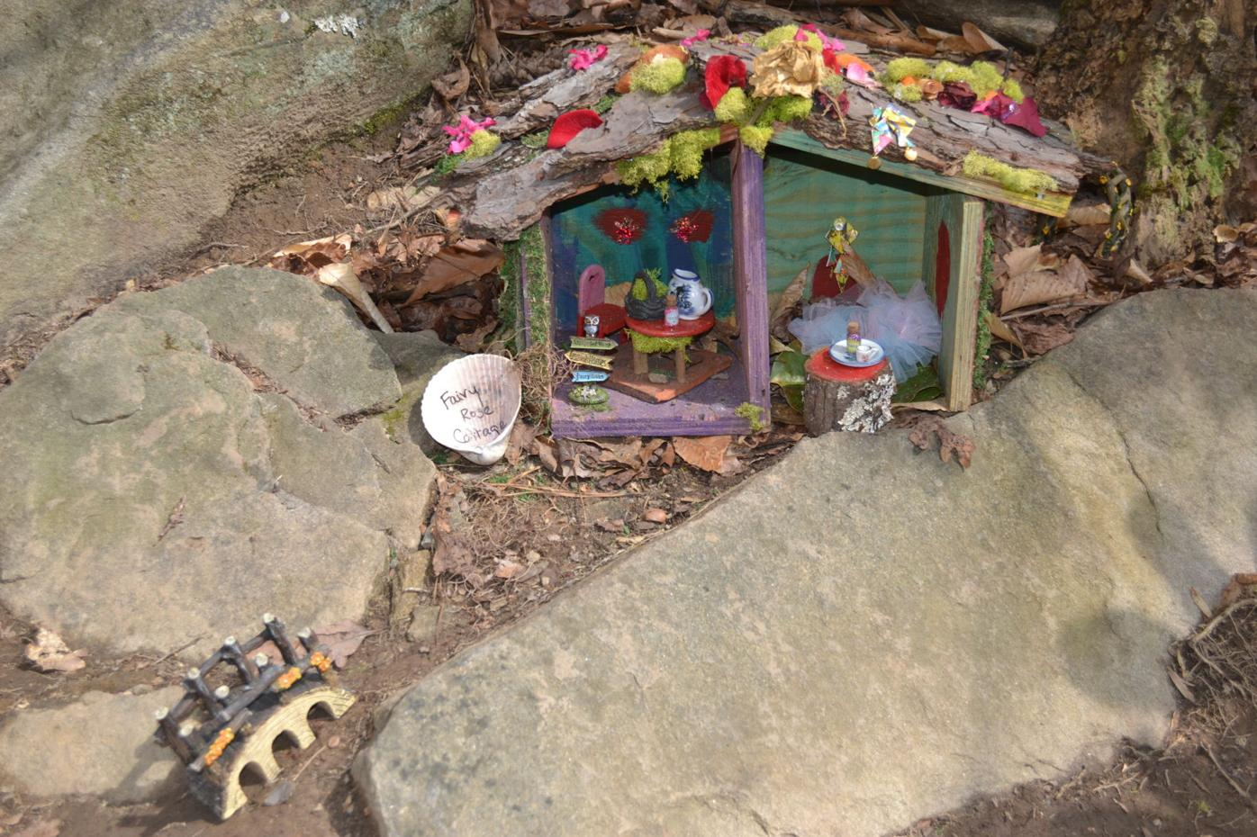 Fairy Rose Cottage