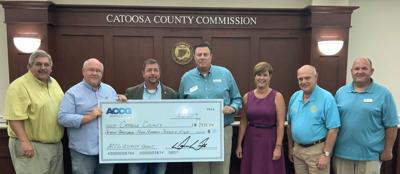 Catoosa County receives safety grant