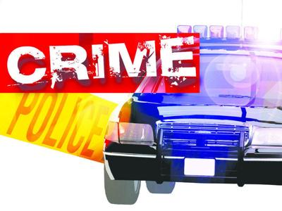 Crime file graphic
