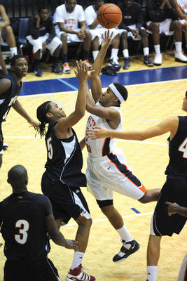 South Cobb unable to drop shots in festival