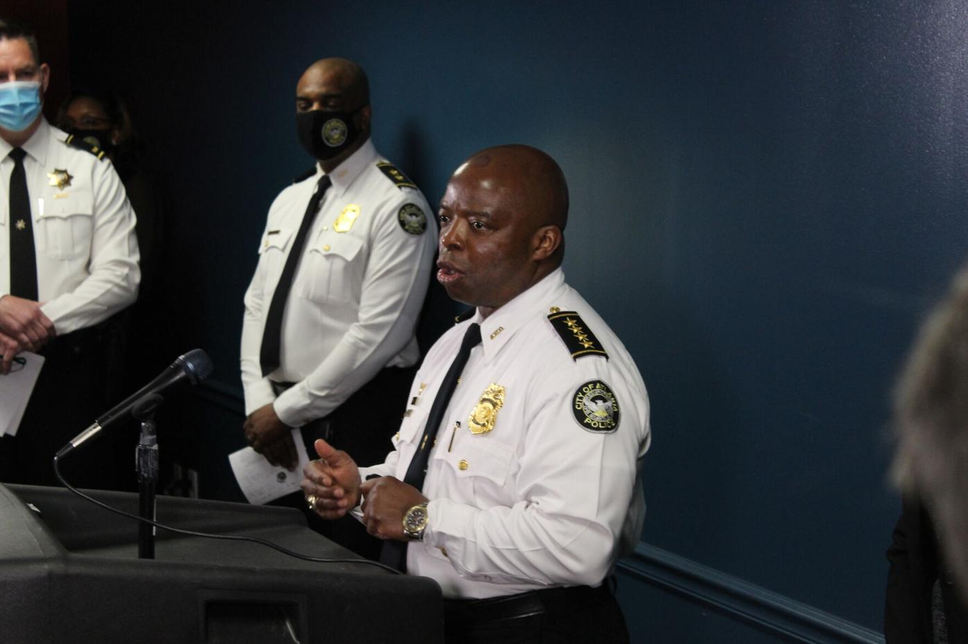 APD Chief Bryant 3/17/21